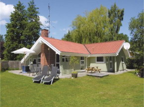 Holiday home Sølyst Rudkøbing In Dnmk in Spodsbjerg