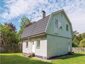 Four-Bedroom Holiday Home in Visby in Visby