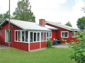 Two-Bedroom Holiday home Sjølund with a Fireplace 02 in Hejls