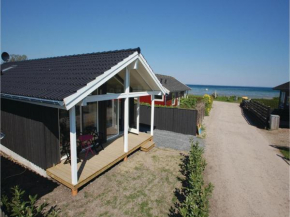 Holiday Home Sjolund with Sea View I in Grønninghoved Strand
