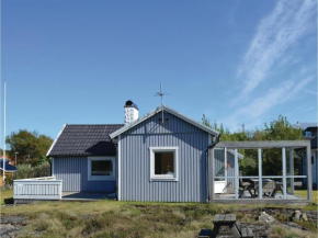 Two-Bedroom Holiday Home in Asa in Åsa