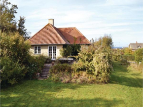 Three-Bedroom Holiday home with Sea View in Vejby in Vejby