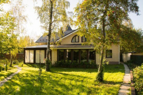 Country House IRBIS in Solnechnoye