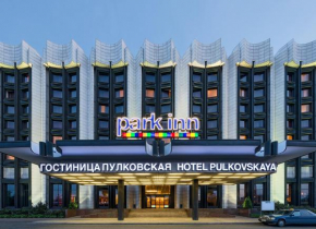 Park Inn by Radisson Pulkovskaya in Sankt Petersburg