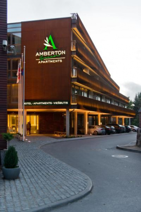 Amberton Green Apartments Hotel in Palanga