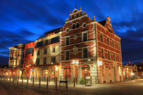 Hiddenseer Hotel in Stralsund