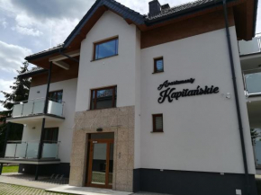 Apartamenty Kapitanskie in Eylau