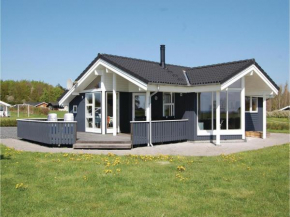 Three-Bedroom Holiday home Rudkøbing with Sea View 06 in Spodsbjerg