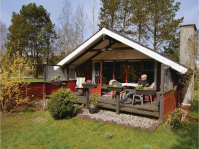 Two-Bedroom Holiday Home in Hals in Hals