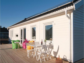Three-Bedroom Holiday Home in Visby in Visby