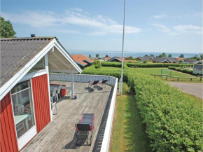Holiday home Bygmarken V in Bjert