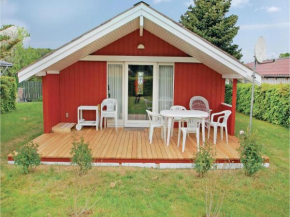 Holiday home Binderup Strandpark II in Bjert