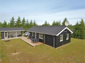 Three-Bedroom Holiday Home in Glesborg in Glesborg