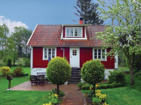 Three-Bedroom Holiday home with a Fireplace in Sölvesborg in Sölvesborg