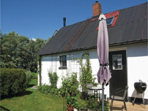 One-Bedroom Holiday Home in Kopingebro in Köpingebro