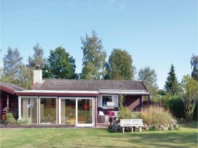 Holiday home Dronningmolle with Patio 291 in Dronningmølle