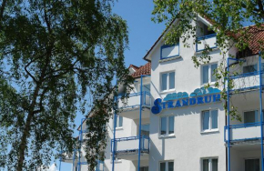 Strandruh Apartments in Binz