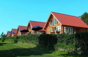Langeland Holiday Park Cottages in Emmerbølle