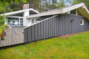 Holiday home Ebeltoft 299 with Sauna and Terrace in Femmøller