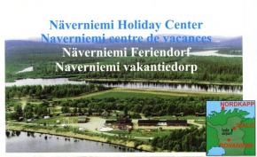 Näverniemi Holiday Center in Ivalo