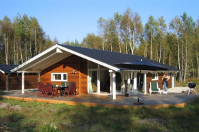 Three-Bedroom Holiday Home Grønningen with a Sauna 06 in Østerby