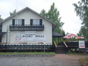 Biker's House Guesthouse in Pori