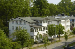 Haus am Park I + II in Binz