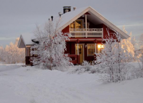Lovely Cottage by Ounasjoki in Rovaniemi