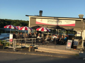 Immeln Cafe Bistro Camping in Immeln