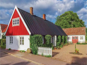 Two-Bedroom Holiday Home in Sjobo in Sjöbo
