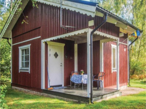 One-Bedroom Holiday Home in Munka-Ljungby in Munka-Ljungby