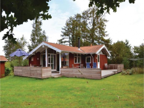 Three-Bedroom Holiday Home in Hundested in Hundested