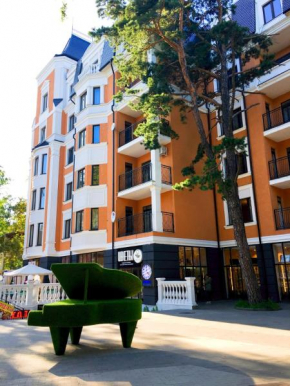 Apartments Malina Great in Swetlogorsk