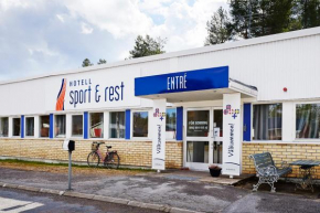 Hotel Sport & Rest in Piteå