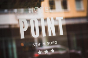 Hotel Point in Stockholm