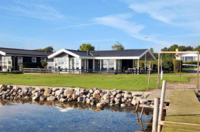 Holiday home Strandlysthuse H- 4572 in Munkebo