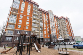 Apartments on Kalyazinskaya 6 in Kaliningrad