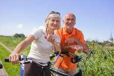 Aktiv-Urlaub und Radwandern an der Ostsee