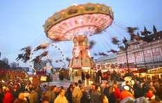 Rostocker Weihnachtsmarkt (Foto ©Tourismuszentrale Rostock & Warnemünde)