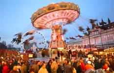 Weihnachtsmarkt Rostock 2009