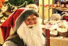 Skandinavische Weihnachten am Flensburger Fjord (Foto: Ostsee-Holstein-Tourismus e.V./Flensburger Förde)