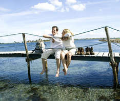 Die Flensburger Förde ist zu jeder Jahreszeit eine Reise wert (Foto: Destination Sydjylland)