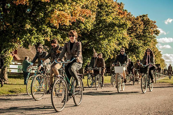 Malmö Tweed Ride 2013