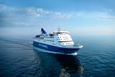 Passagierfähre Crown Seaways
