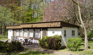 Ferienbungalows am Forsthaus Damerow