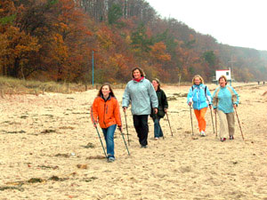 Nordic Walking Insel Usedom